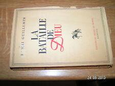 Henri Guillemin La Bataille de Dieu ( Lamartine) exemplaire n°74