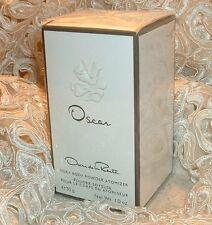 OSCAR ~ Oscar de la Renta Women Perfume d  SILKY BODY POWDER ATOMIZERS ~