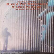 "MIKE & THE MECHANICS - Silent Running (UK 2 Tk 1985 7"" Single PS)"