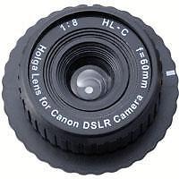 NEW Holga HL-N 60mm f/8.0 MF Lens for Nikon FILM and DIGITAL CAMERAS