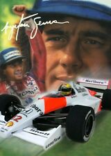 1/10 RTR 1988 F1 McLaren MP4/4  Senna RC Body + Tamiya F104w chassis + Radio