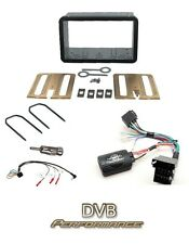 Connects2 Alfa 159 05 - 11 Double Din Car CD Stereo Fascia Fitting Kit