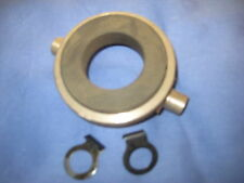 MG   NEW MGB 1800 CARBON CLUTCH RELEASE THRUST BEARING & CLIPS    ***A3D