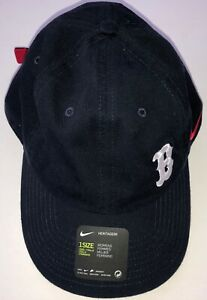 Nike One Size Boston Red Sox Adjustable Women's Hat NWT Navy FREE SHIPPING