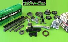 JAPAN Suzuki Grand Vitara XL7 2.5L 2.7L V6 Timing Chain Kit TSUBAKI & Water Pump