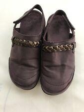 Orthaheel Kristin Women Shoes Size 7 Purple