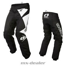 O /'Neal elemento CLASSIC MX DH MTB Pant Pantaloni Lungo Nero 2020 ONEAL