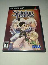 Shining Tears (Sony PlayStation 2, 2005) NO MANUAL