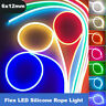 DC12V Mini Flex LED Neon Rope Light for Party Bar Xmas DIY Store Sign Decor - 1m