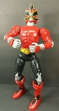 """Power Rangers Samurai Shogun Red Ranger Fire 10"""" Articulated"""