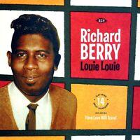 SEALED NEW LP Richard Berry - Louie Louie