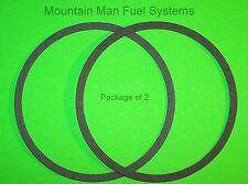 Rochester Quadrajet Carburetor Air Cleaner Gasket Package of 2