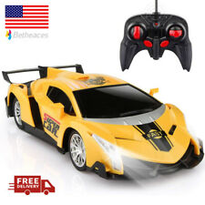 Growsland Remote Control Car RC Cars Xmas Gifts for kids 1/18 Electric Sport