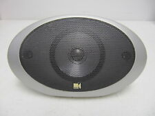 1 x Silver Finish KEF KHT 1001.1 HTS-1001.1 Home Theater Center Channel Speaker
