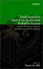 Third-Generation Hard X-Ray Synchrotron Radiation Sources: Source Properties, Op