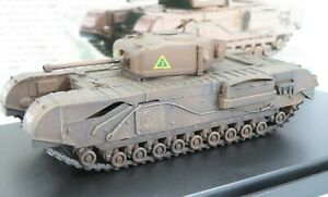 Dragon Armor 1/72 Churchill MkIV Tank A Squadron North Irish Horse Tunisia 60503