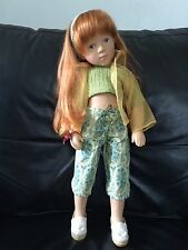 "Rare Gotz Doll By Sylvia Natterer Height Approximately 19"""