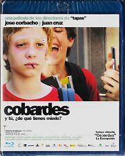 COBARDES de Corbacho.  BLU-RAY. España: Tarifa plana de envío, 5 €