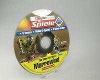Morrowind Game of the Year Edition PC Elder Scrolls 3 III inkl. Lösung