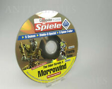 Morrowind Game of the Year Edition PC Elder Scrolls 3 III inkl. Lösung