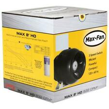 Can-Fan Max Fan 8 in HO 932 CFM 3 Speed
