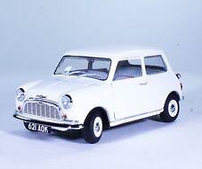 TC65 NEW Classic Morries Mini Minors 1:18 1/18 White Diecast Car Model Kyosho