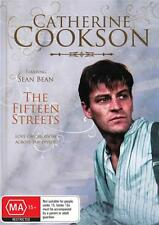 THE FIFTEEN STREETS - CATHERINE COOKSON -  NEW & SEALED DVD - FREE LOCAL POST