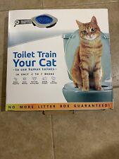 New - Potty Trainer for Cat Toilet Litter Supplies Clean Home Pet Behavior Train