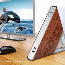 Mini PC Quad Core 8+192GB Intel N3450 Win 10 2.2GHZ HD 4K 1080P WIFI HDMI