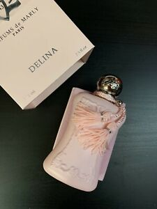 Parfums De Marly Delina Eau De Parfum 75ml 2.5fl.oz. New Sealed Box