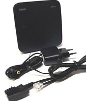 Gigaset SL400A  SL350A  Basisstation mit Anrufbeantworter Neu!!