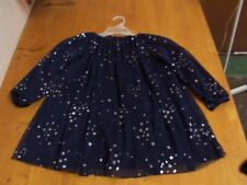 Boutique Biscotti Sweet Star Print Dress -Sz. L(6tX/7)