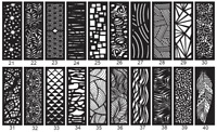 DXF-CDR of PLASMA LASER & ROUTER Cut -cnc plasma dxf cut files TESTED CNC