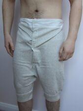 WWII Vintatge Knee length woollen underpants
