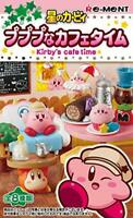 Star's Kirby Pupu cafe time BOX item 1 BOX = 8 pieces, all 8 types japan