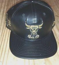 Chicago Bulls 1998 NBA 6 X Champs New Era Snapback Hat JORDAN!