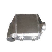 """CXRacing 16""""x11""""x4.5"""" 3"""" Universal Water to Air Intercooler 4.5"""" Thick"""