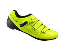 Scarpe bici corsa Shimano SH-RP5 giallo lime Road bike shoes yellow SPD SL 42-46
