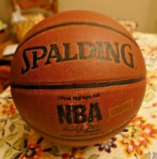 New ListingBasketball Spalding Nba Official Highlight Ball Composite Leather David Stern