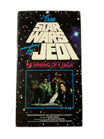 RARE OOP From STAR WARS to Jedi - Making of A Saga GEORGE LUCAS 1989 VHS Film