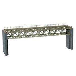 Noch H0 67020 - Steel Bridge, 37,2 CM Long New