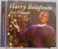 Harry Belafonte and Friends + Weihnachten + CD + 17 beliebte Weihnachtslieder +
