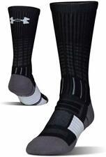 Under Armour UA Men's Women's Unrivaled Crew Basketball Soccer Socks  Large