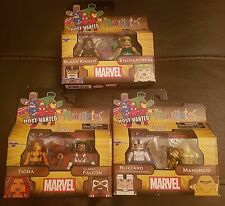 Marvel Minimates Series 69 set of 6 (variant Blizzard)- New in stock