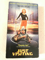 JUST SITTING, CHRISTINA APPLEGATE, VHS