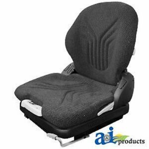 Compatible With John Deere GRAMMER MSG65 SEAT SKIDSTEER CONST. TURF CASE BOBCAT