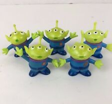 Set of 5 Different Toy Story Alien PVC Figures Cake Topper