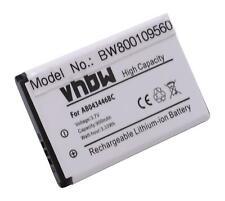 Akku für Samsung SGH-M110, SGH-M150, SGH-M200 900mAh 3.7V Li-Ion