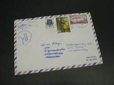 Ivory Coast 1975 airmail cover to Germany *30259