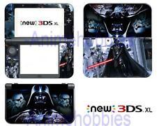 New Star Wars Darth Vader Vinyl Skin Sticker Decals for Nintendo New 3DS XL 2015